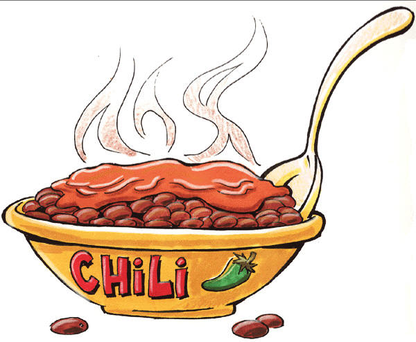 Silly Chili - Save the Date